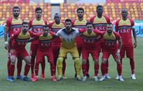 Foolad VS Mes has ended with a draw